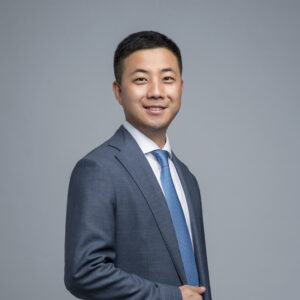 Cao Chong, President of Global Financial Services Business, Huawei Enterprise BG