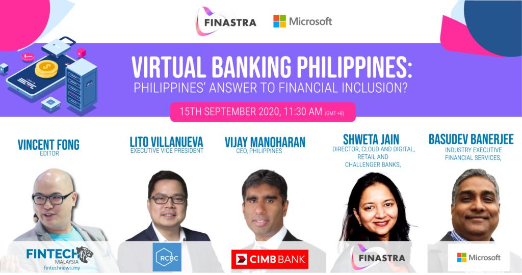 Finastra-Virtual Banking Webinar Philippines