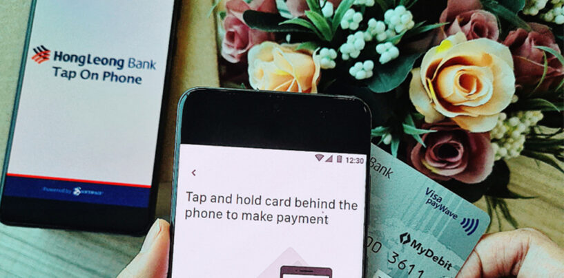 Hong Leong Rolls Out Smartphone Payment Terminals Powered by PayNet & Soft Space