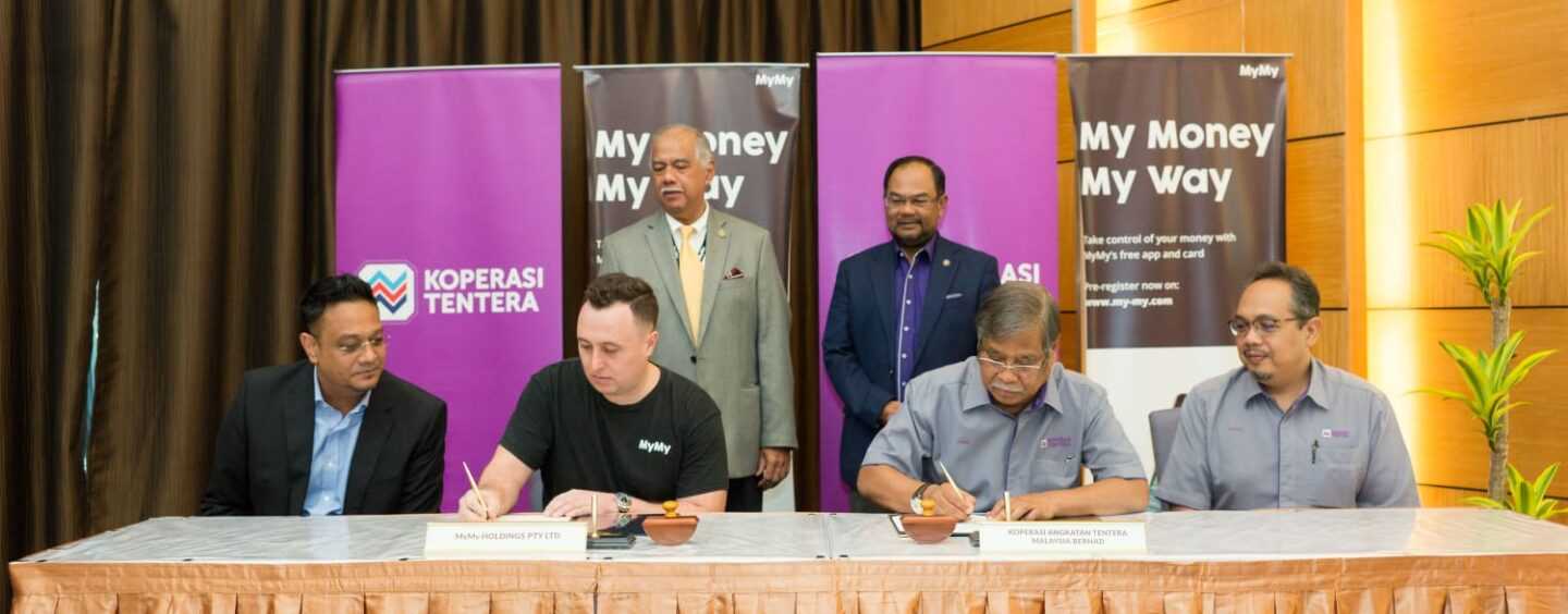 MyMy Secures Malaysia's Largest Fintech Seed Funding Round of RM 12 Million