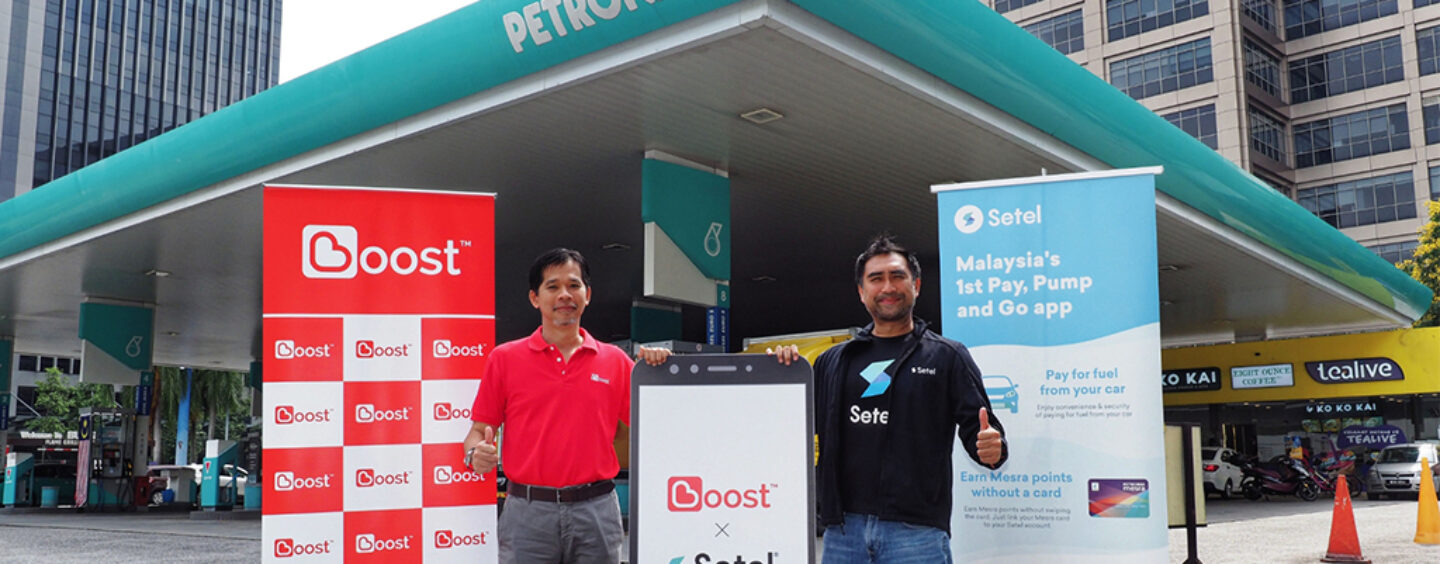 Boost E-Wallet Integrates With Petronas' Setel to Drive Interoperability