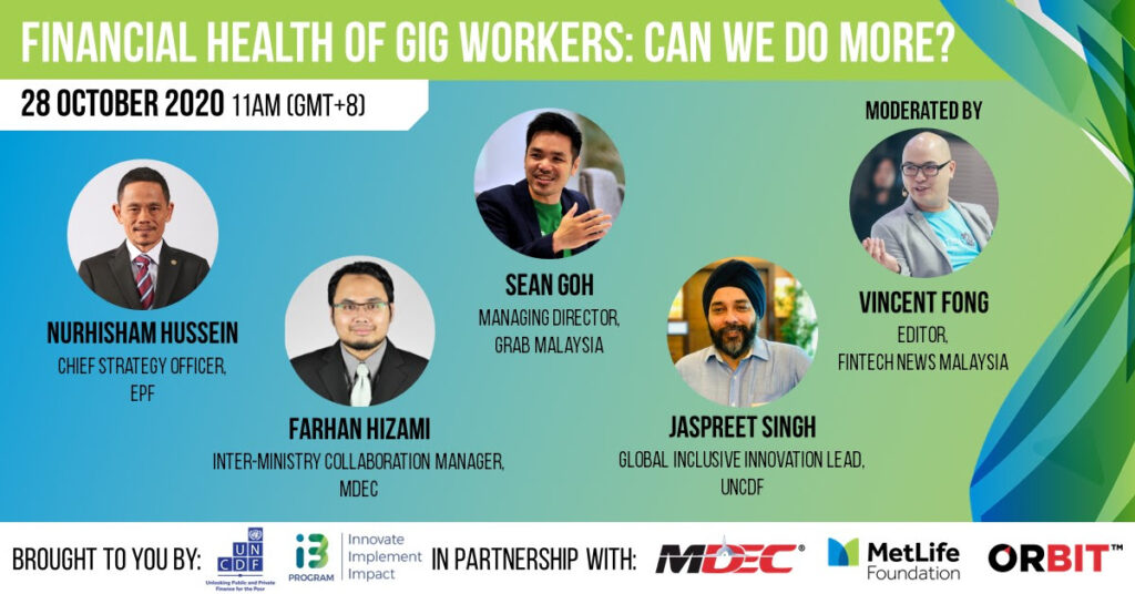 Financial Health of Gig Worker- Can We Do More