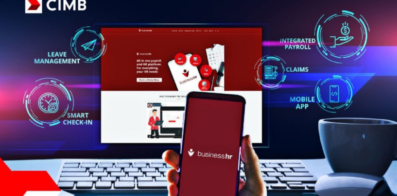 CIMB Launches New All-in-One HR Solution for SMEs