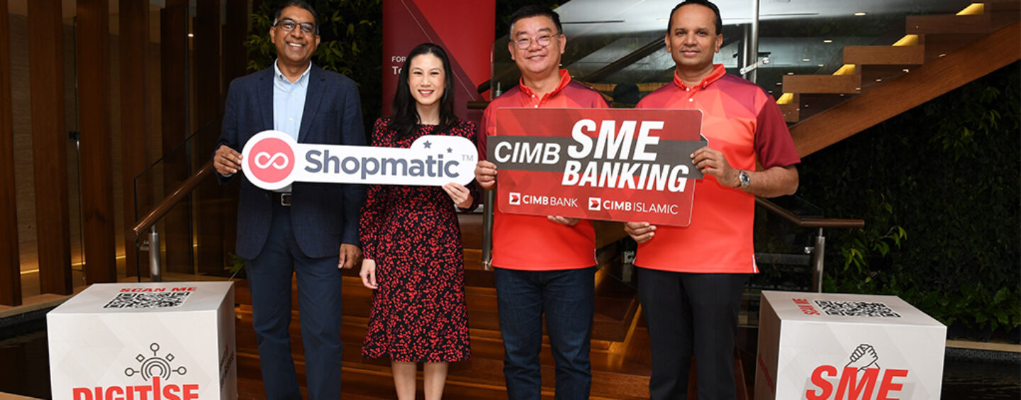 CIMB Boosts SMEs' Resilience With Digital Solution Offerings