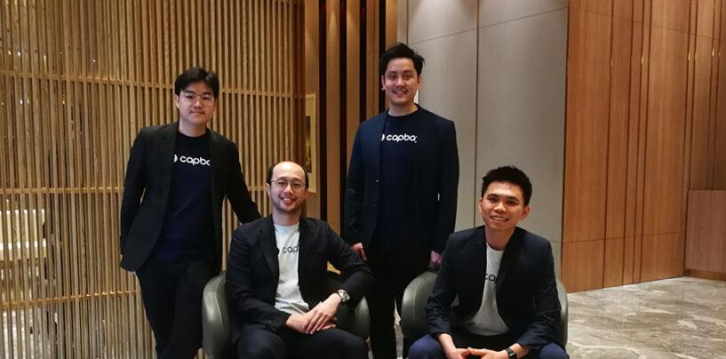 CapBay Raises US$ 20 Million Series A with KK Fund as Returning Investor