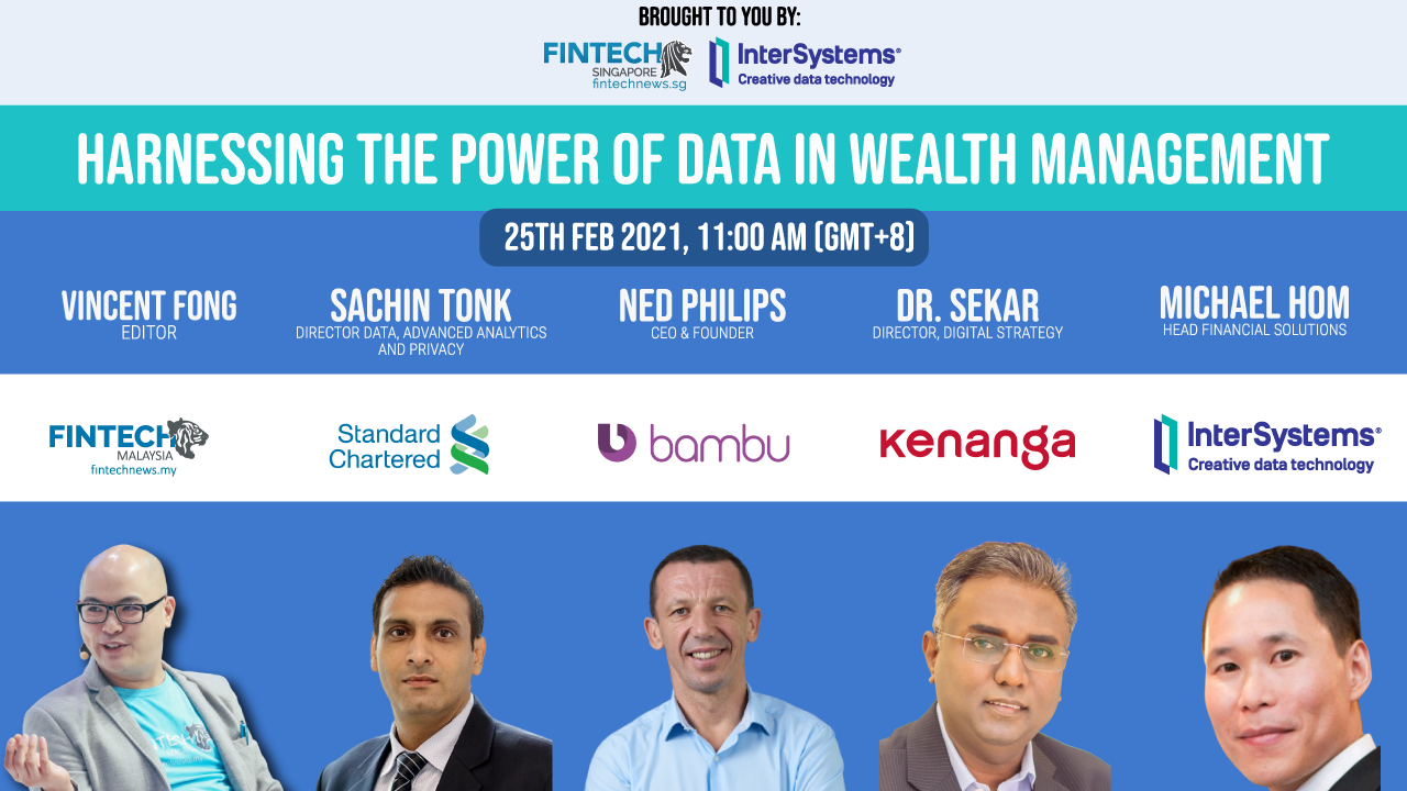 Harnessing the Power of Data in Wealth Management
