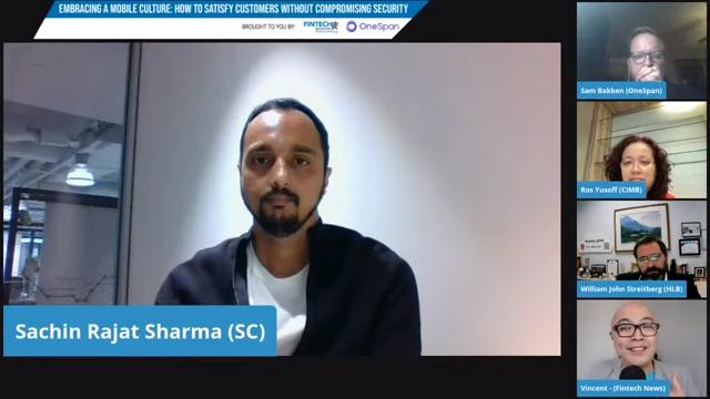 Sachin Sharma, CPO of nexus