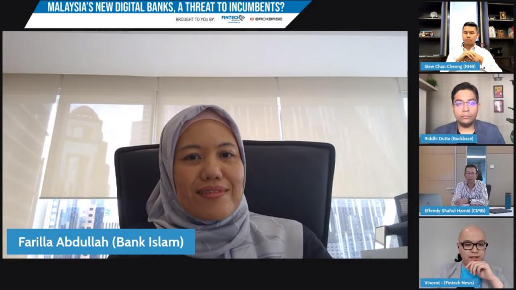 Noor Farilla Abdullah, Chief Strategy Officer, Bank Islam