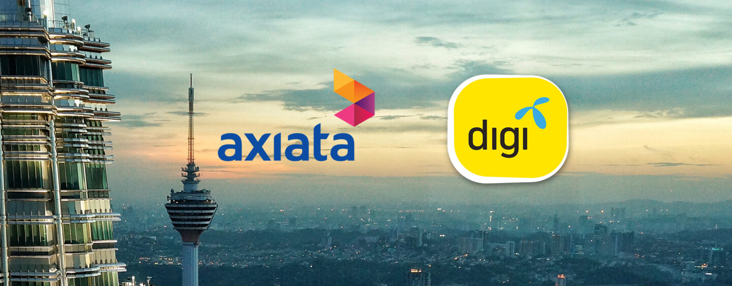 Axiata and Telenor Revives Merger Plans for Celcom and Digi