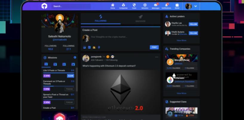 Malaysian Founded Crypto Social Media Platform Torum Raises US$ 1.45 Million