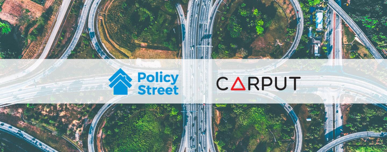 Carput Taps Policystreet.com's Platform to Offer Auto Insurance Services