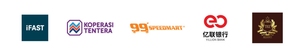 Digital Bank Malaysia - iFast Koperasi Tentera, 99 Speed Mart, Yillion, THZ