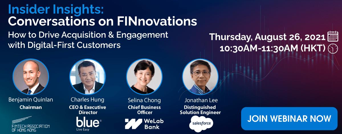 Insider Insights: Conversation on FINnovations