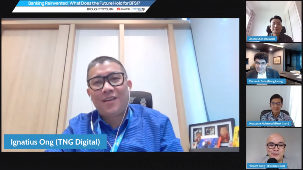 Echoing Anson, Ignatius Ong, CEO of TNG Digital