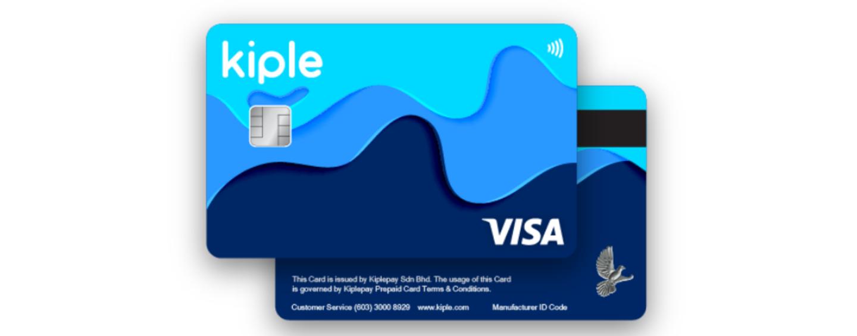 Green Packet's E-Wallet Kiplepay Launches Visa Prepaid Card