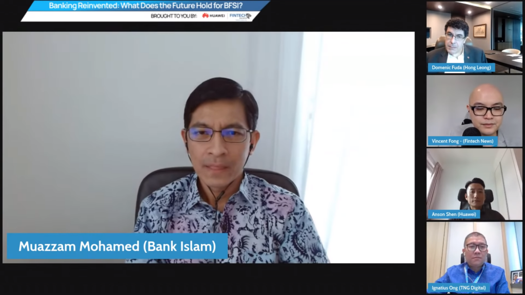 Mohd Muazzam Mohamed, CEO of Bank Islam Malaysia Berhad