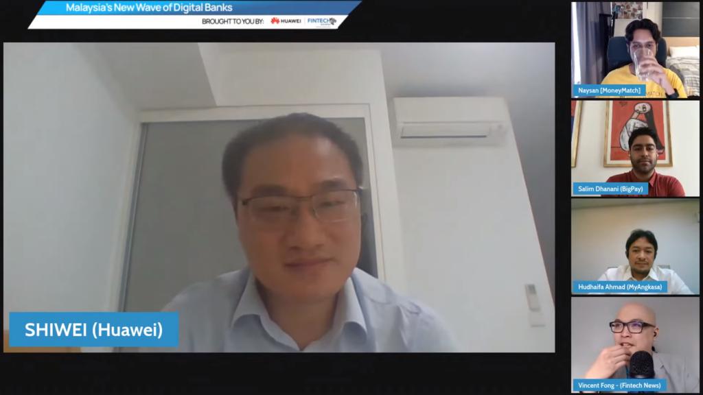 Wu Shiwei, CTO of Huawei Cloud's Asia Pacific
