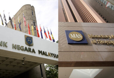 Malaysia's DuitNow and Singapore's PayNow to Link in 2022