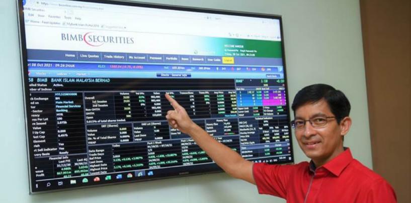 Bank Islam Takes Over BIMB's Listing on Bursa Malaysia